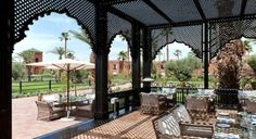 le selman marrakech brunch dimanche