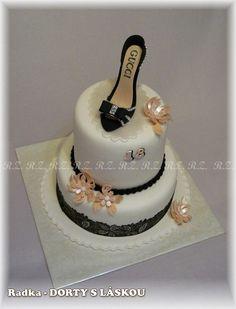 Cake shoe Birthday Cake, Shoe, Cakes, Desserts, Tailgate Desserts, Zapatos, Deserts, Cake Makers, Birthday Cakes