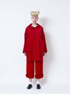 Comme des Garçons Comme des Garçons - Fall 2016 Ready-to-Wear
