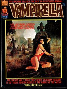 VAMPIRELLA #41 Jose Gonzalez Rafael Auraleon Esteban Maroto Jose Ortiz Sexy Blood Sucking Vampire Cult Anti-Hero