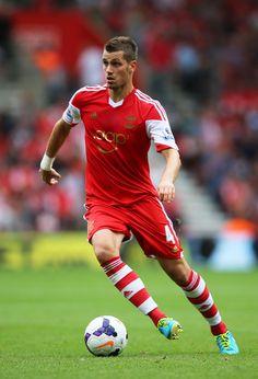 Morgan Schneiderlin of Southampton FC