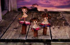 Triplets by Trio Blythe, via Flickr