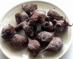 Buñuelos de Cacao