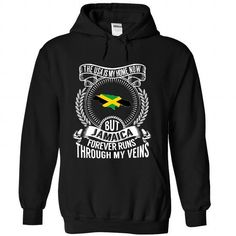 the United States is My Home Now But  Jamaica forever runs through my veins T-Shirts, Hoodies (39.99$ ==►► Shopping Here!)