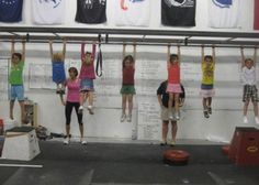 CrossFit, Roller Derby and other extreme sports for kids