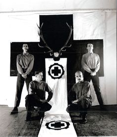 LAIBACH ::: The nazi side of the moon
