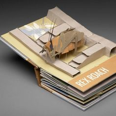 Popup book by Shawn Sheehy