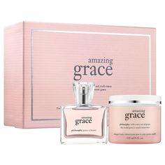 Philosophy Amazing Grace Fine Perfume Gift Set #Giftopia #Sephora #gifts #holiday2013