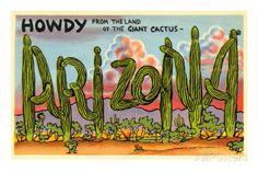 Howdy from Arizona
