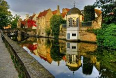 One of these Autumns...Bruges/Brugges in autumn