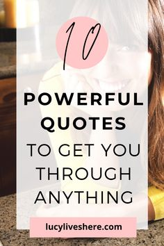 Inspiring quotes for women to motivate you chase your dreams! Work hard, stop listening to the haters and find the strength you didn't know you had. These powerful quotes are for boss girls, business women, and women entrepreneurs. Hustle for your dreams - don't just wait for them to happen! #quotes #women #inspiringquotes #motivation