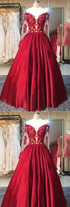 54b65f317bf Burgundy Red Wedding Engagement Dresses Women Long Evening Gown C216 from  cutedressy