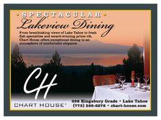 Chart House | South Lake Tahoe