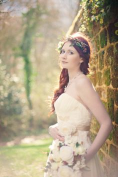 A Bohemian Inspired Winter Bridal Shoot