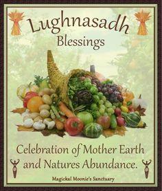 Lughnasadh Blessings