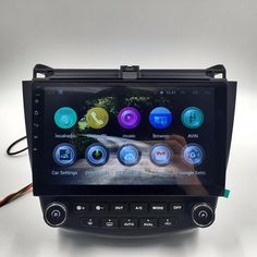 ChoGath(TM) 10.2 Inch Android 5.1 GPS Navigation for Honda Accord 7 2003-2007 Head Unit with 1080P Video Bluetooth Autoradio