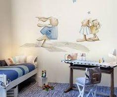 Resultat d'imatges de decoracion infantiles interiores conejos