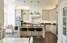 Luxury Contemporary Kitchen - Tom Howley