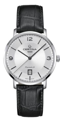 Certina Watch DS Caimano Lady Powermatic 80 Watch available to buy online from with free UK delivery. Baselworld 2017, Gifts For Photographers, Square Photos, Fitness Gifts, Simple Bags, Latest Jewellery, Laptop Bag, Luxury Watches, Lady
