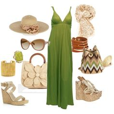 My Favorite dress, color, & vacation outfit, created by sbarrett0127 on Polyvore