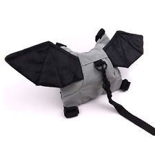 Bat Wing Harness and Backpack alternative goth punk rock metal baby clothes