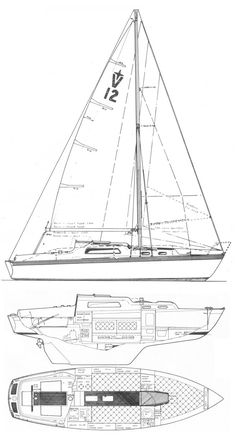 VEGA 27 (ALBIN) sailboat specifications and details on ...