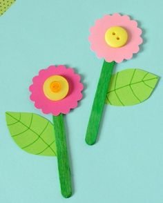 Occupying the child with creative crafts has huge importance for his development. we dedicate this article to creative crafts Spring Activities, Craft Activities, Preschool Crafts, Crafts For Kids, Children Crafts, Toddler Art Projects, Diy Art Projects, Projects To Try, Easy Paper Crafts