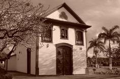 Capela do S.S Sacramento/Jequitibá/MG/Brasil