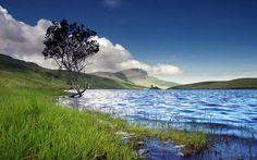 Loch Fada Isle of Skye Scotland