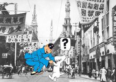 Concessions internationales, oppression japonaise, opium...#Tintin : la #Chine du Lotus bleu décryptée en six points https://www.franceculture.fr/bd/tintin-la-chine-du-lotus-bleu-decryptee-en-six-points …