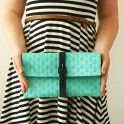 DIY - No Sew Clutch