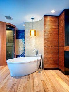 6 Unique Bathroom Tile Designs | HGTV Design Blog – Design Happens