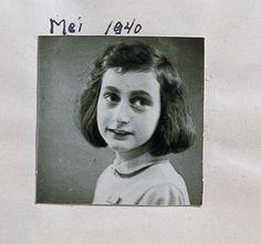 Ann Frank.