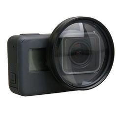 52mm 10X Magnifier Close Up Lens for Gopro Hero 5 Sports Camera AAccessorie.s