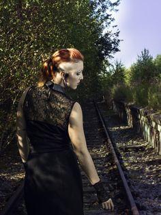 Fashion: House of Wolf Photographer: Gordon Nehmeyer Model/Makeup/Hair: Chaosmieze Retouch: Stephanie Wolf