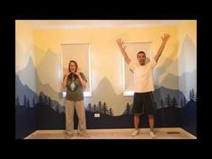 Painting the Nursery: A Time Lapse of the Baby's Room - YouTube