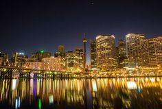 Darling Harbour Sydney wallpaper