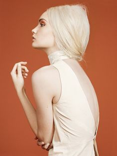 Henrietta Hellberg by Jesper Lindström for Fashion Gone Rogue. So interesting!!