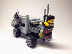 Mad Max Lego