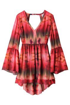 Kai Lani  PARKER Open Back Dress