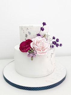 Flowers arrangement - cake by Dasa