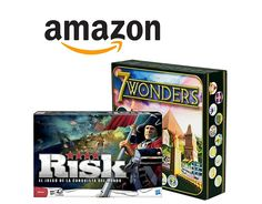 Amazon Deal Of The Day | Up To 40% Board Games $7.99 (amazon.com)