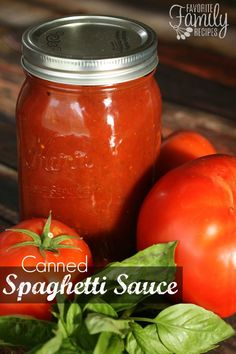 This is my favorite spaghetti sauce EVER. SO much better than anything you can find in a store-- so rich and savory!