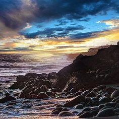 Emma Wood State Beach, Ventura.
