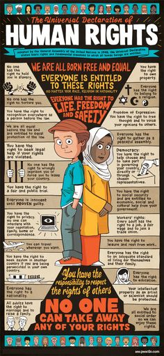 "zenpencils: ""#humanrightsday """