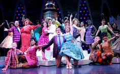 Hairspray the musical live on Broadway