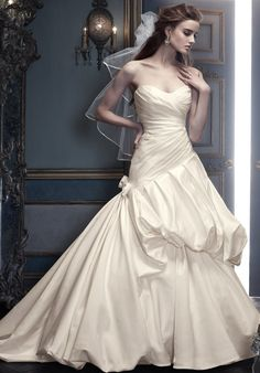 CB Couture B072 Wedding Dress - The Knot