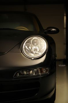 #porsche #911 #carrera 4 #car #racing #black #997 #garage