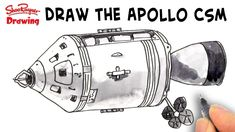 Learn how to draw the Apollo CSM Command and Service Module Information About Space, Moon Unit, Learn To Draw, Apollo, Elementary Schools, Teaching Resources, Tattoo Ideas, Study, The Unit