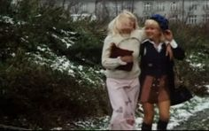 """Inga Werdenigg mit Jeansweste in """"Probieren geht über Studieren - Schulmädchenreport 11"""